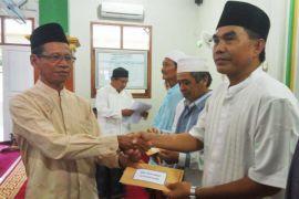 Safari Ramadhan perdana, Pemkab Sukamara beri bantuan kepada rumah ibadah