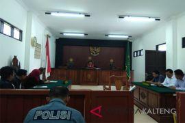 Praperadilan Sekda Palangka Raya akan diputuskan Rabu