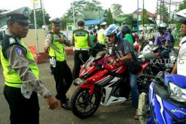 Pelanggaran operasi patuh Barito Utara 247 kasus