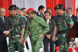 Sultan Brunei Darussalam Kunjungi Mabes TNI