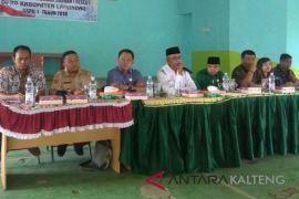 DPRD Lamandau serap aspirasi masyarakat desa Kujan