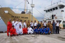 Satu kapal angkutan mudik disediakan di Pelabuhan Segintung Seruyan