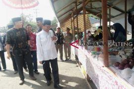 Dua pasar Ramadhan Bartim dibuka resmi