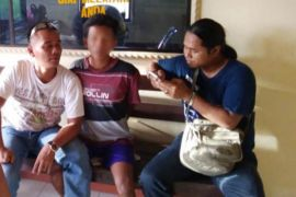 Pembancok pria paruh baya ditangkap