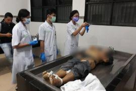 Tenggak miras, seorang warga Murung Raya tewas di Palangka Raya