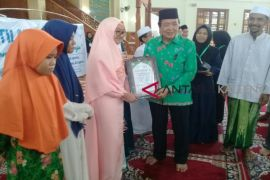 Wabup Kotim dukung gerakan memasyarakatkan Al Quran