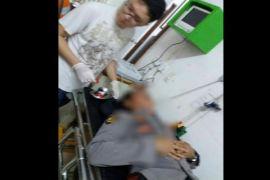 Situasi PT IMK kembali 'memanas' sejumlah anggota polisi alami luka-luka