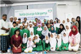 BPJS Kesehatan Palangka Raya berbuka bersama anak yatim