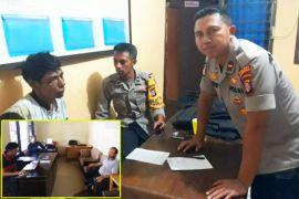 Polisi tangkap dua pencuri sepeda motor di Palangka Raya