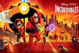 Film animasi Incredibles 2 segera tayang di Indonesia