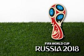 Ini jadwal pertandingan Piala Dunia 18-19 Juni 2018
