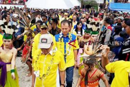 Kampanye akbar Paslon Jaya-Efrensia semarak dihadiri ribuan pendukung