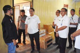 Pj Bupati Kapuas kunjungi KPU dan Panwaslih tinjau kesiapan Pilkada