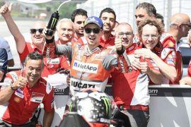 Akhirnya, Lorenzo rasakan juara MotoGP sejak gabung tim Ducati