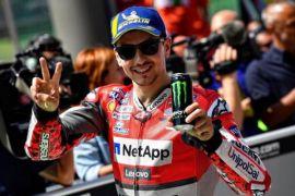 Lorenzo juara MotoGP di Katalunya