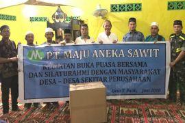 PT Maju Aneka Sawit dukung penguatan kegiatan keagamaan di Kotim