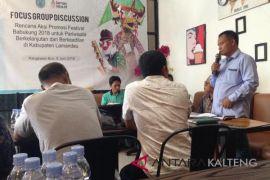Akademisi anggap festival Babukung Lamandau membutuhkan promosi serius