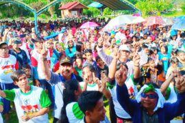 Kampanye akbar Ben-Nafiah di Kapuas akan dihadiri Zulkifli Hasan dan Sugianto