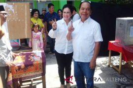 Ben-Nafiah sementara ungguli 2M di Pilkada Kapuas