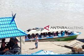 Jumlah penumpang pelabuhan Buntok meningkat