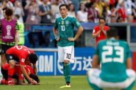Akhirnya Jerman tersingkir dari Piala Dunia usai dipermalukan Korea Selatan