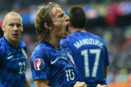 Messi tak berdaya, Kroasia lolos 16 besar Piala Dunia