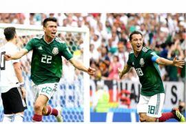 Jerman telan kekalahan lawan Meksiko