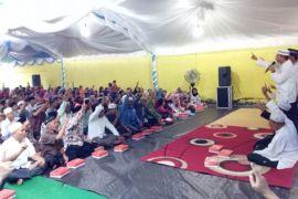 Paslon Nadalsyah-Sugianto kampanye dialogis bersama warga Dermaga Muara Teweh
