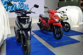 Suzuki mulai jual skutik Nex II