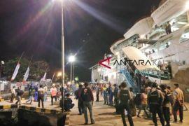 3.230 pemudik bertolak dari pelabuhan Sampit