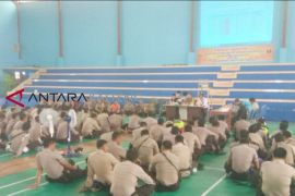 Personel BKO Polda Kalteng dan Polres Barut ikuti pembekalan