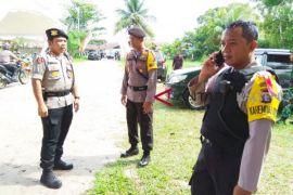 Kapolres Palangka Raya sebut dua kecamatan rawan kecurangan Pilkada