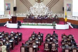 DPRD Kalteng akhirnya terima LKPJ 2017