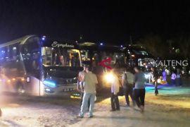 Bus jurusan Banjarmasin dari Terminal Buntok meningkat 50 peren