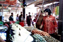 Pisang dan rokok sumbang inflasi di Kalteng