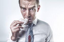 Makan donat bisa bikin depresi?
