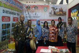 Begini sambutan pengunjung pameran nasional terhadap produk UMKM Kotim