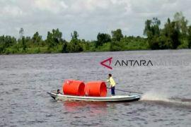 Masyarakat pesisir Kotim mulai kesulitan air bersih