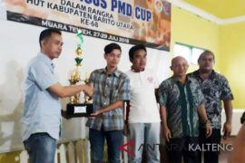 Atlet Murung Raya Juara Catur Dinsos PMD Barut