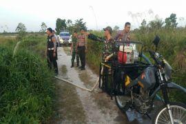 Waspada, kebakaran lahan mulai terjadi di Sampit