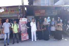 Masyarakat apresiasi PPK blusukan ke pasar sosilisasikan daftar pemilih