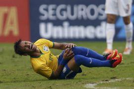 Dikritik bersandiwara di lapangan, Ronaldo tetap bela Neymar