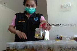 Kepala BPK RI Perwakilan Kalteng tak ikut tes urine narkoba