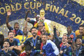 Usai juara Piala Dunia, Prancis puncaki peringkat dunia FIFA