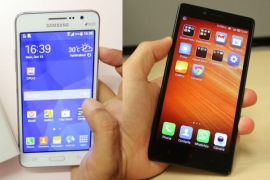Samsung mampu saingi penjualan Xiaomi di India