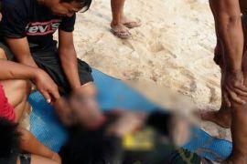 Seorang pemancing ditemukan tewas tenggelam di DAS Rungan