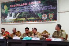 Barito Utara susun rencana pengelolaan hutan