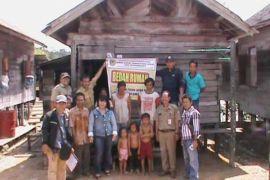 270 rumah warga miskin Barito Utara segera diperbaiki