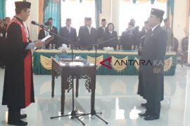 Budi Rahmat resmi jadi Wakil Ketua DPRD Lamandau