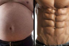 Tips diet sekaligus bentuk otot dalam satu waktu